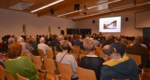 31 octobre 2017- AG 2017 et conférence au sujet de l'incendie de Villars-sous-Mont